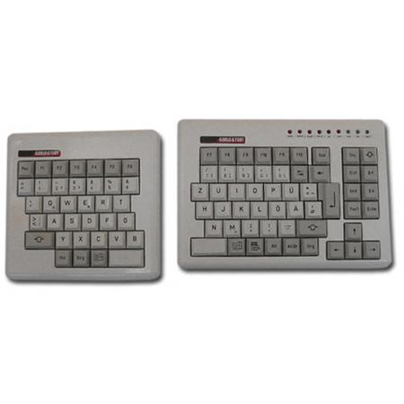 Clavier en 2 parties - Clavier d'ordinateur...