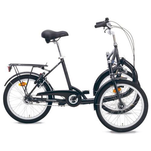 Trike - Tricycle à deux roues avant...