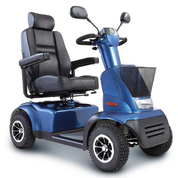 Brise C4 - Scooter à quatre roues...