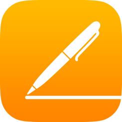 Pages - Logiciel de traitement de texte...