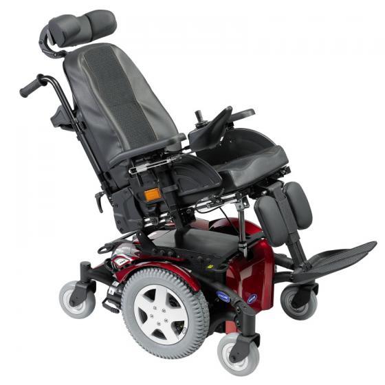 TDX SP2 Nb - Fauteuil roulant électrique à châssis fixe...