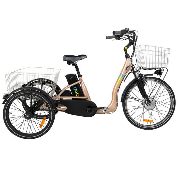 Cyclo2 Comfort - Tricycle à moteur...