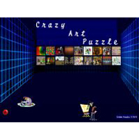 Crazy Art Puzzle - Jeu vidéo...