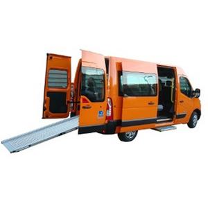 Movano Combi - Véhicule neuf aménagé pour le transport...