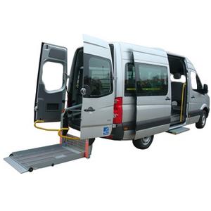 Crafter Combi - Véhicule neuf aménagé pour le transport...