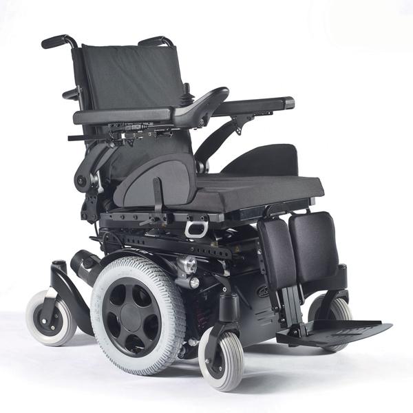 Quickie Salsa M2 - Fauteuil roulant électrique a châssis...