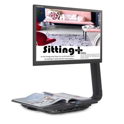 Clearview C HD - Téléagrandisseur avec écran intégré...