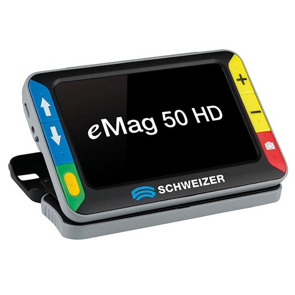 eMag 50 HD - Téléagrandisseur portable ...