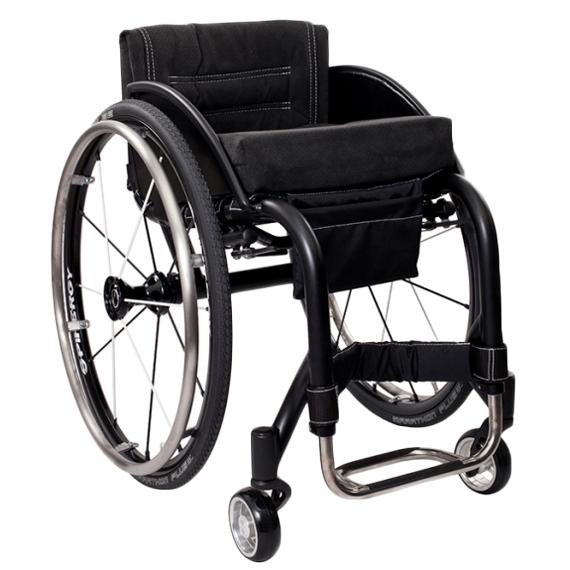 Endeavour - Fauteuil roulant manuel léger à châssis plia...
