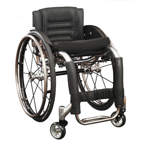 Challenger - Fauteuil roulant manuel confort à châssis p...