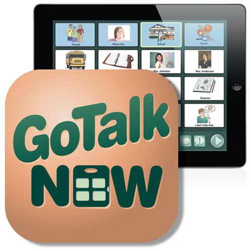 Go Talk now - Logiciel de communication par pictogrammes...