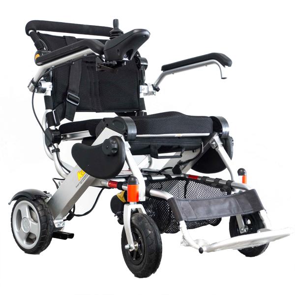 SmartChair Authentique - Fauteuil roulant électrique à c...