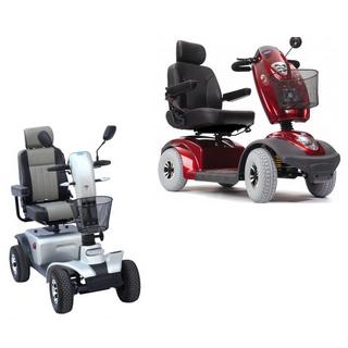Location de scooter - Scooter à quatre roues...
