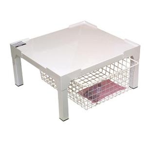 eastin pi destal avec panier coulissant electrolux ab pi destaux socles et supports. Black Bedroom Furniture Sets. Home Design Ideas