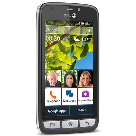 Liberto 820 - Téléphone mobile (portable)...