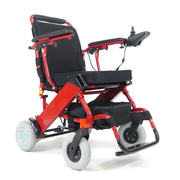 Ergo 07L - Fauteuil roulant électrique à châssis pliant ...