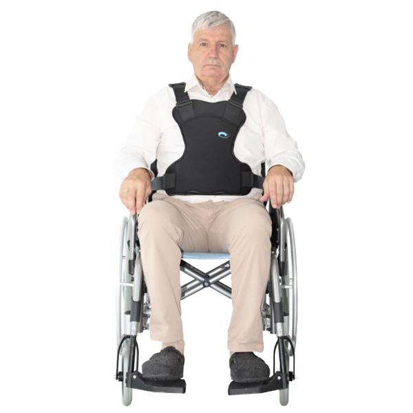 Gilet YZA - Ceinture de fauteuil...