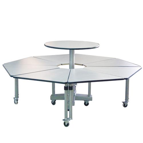 Table Donely multi - Table de travail à hauteur réglable...