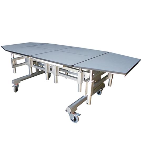 Table Cevennes 4 ou 6 plateaux  - Table de travail à hau...