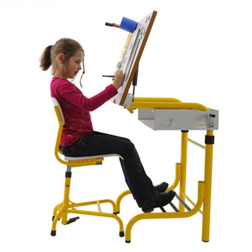 Table Herlift Vision - Table de travail à hauteur réglab...