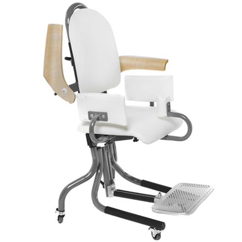 Modul - Chaise de bureau à hauteur variable par vérin à ...