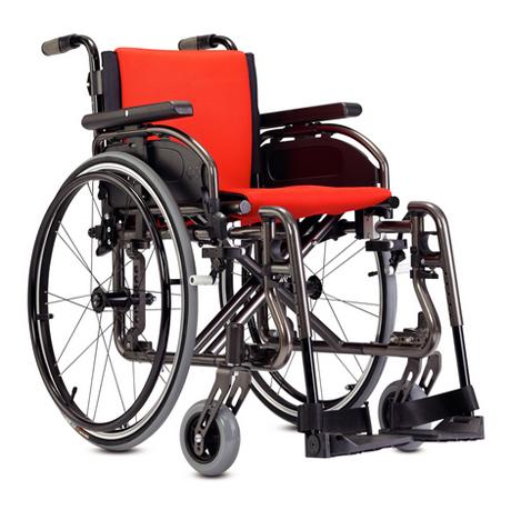 BX 11 - Fauteuil roulant manuel standard à châssis plian...