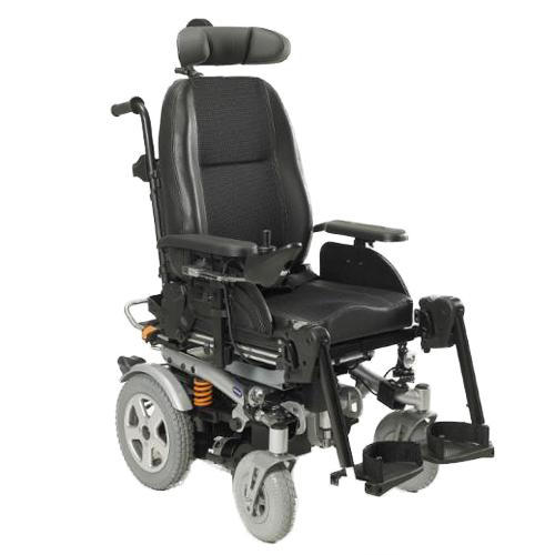 Bora plus - Fauteuil roulant électrique à châssis fixe...