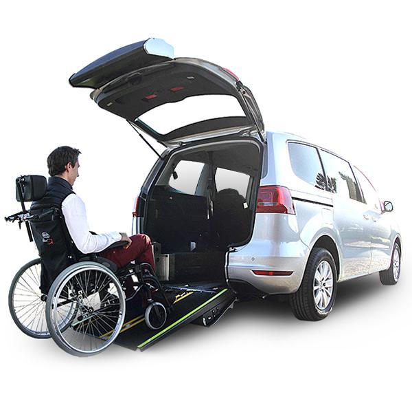Volkswagen Sharan premium access - Véhicule neuf aménagé...
