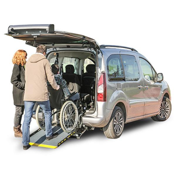 Peugeot Partner happyaccess - Véhicule neuf aménagé pour...