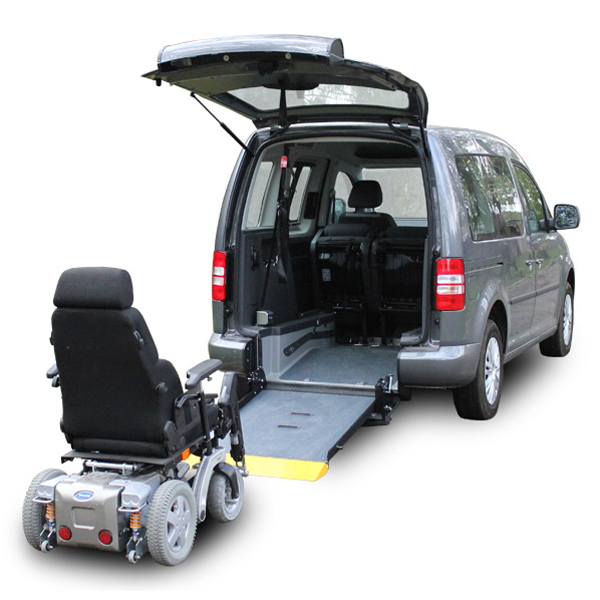 Volkswagen Caddy happyaccess - Véhicule neuf aménagé pou...