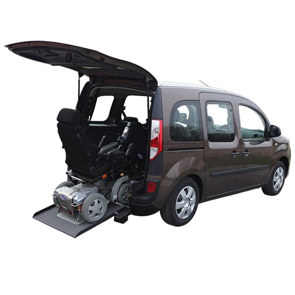 Renault Kangoo airsystem - Véhicule neuf aménagé pour le...