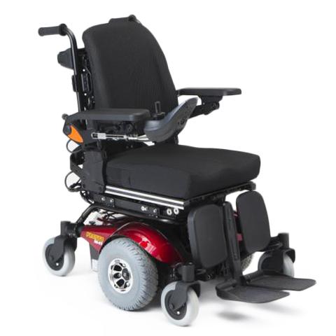 Pronto M41 - Fauteuil roulant électrique à châssis fixe...