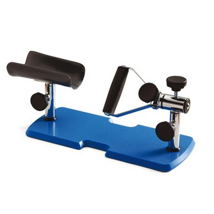Planche prono supination - Appareil d'exercice de préhen...