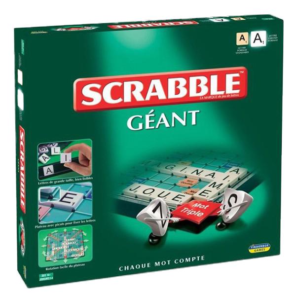 Scrabble géant - Jeu de société...