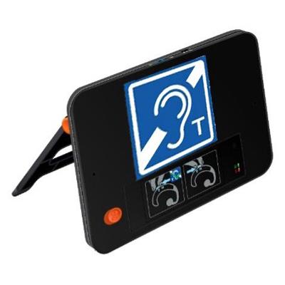 LH150 - Amplificateur par boucle magnétique portatif...