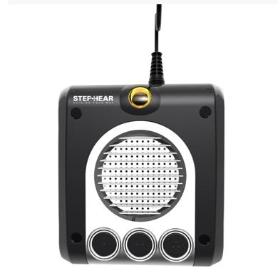 Step hear - Amplificateur par boucle magnétique portatif...