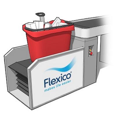 Elévateur de panier Flexico - Support d'objet...
