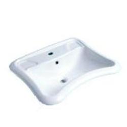 Lavabo PMR handi - Lavabo adapté...