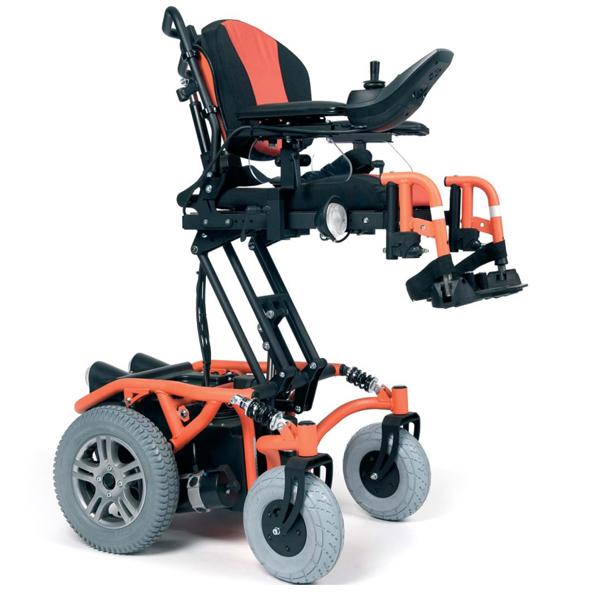 Springer - Fauteuil roulant électrique enfant...