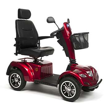 Carpo 2 - Scooter à quatre roues...