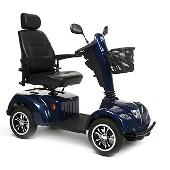 Carpo 2 eco - Scooter à quatre roues...