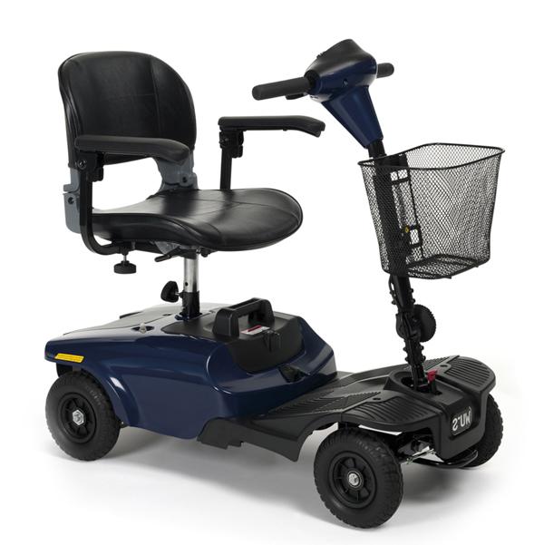 Antares 4 - Scooter à quatre roues...