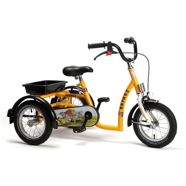 2202 Safari - Tricycle à deux roues arrière propulse par...