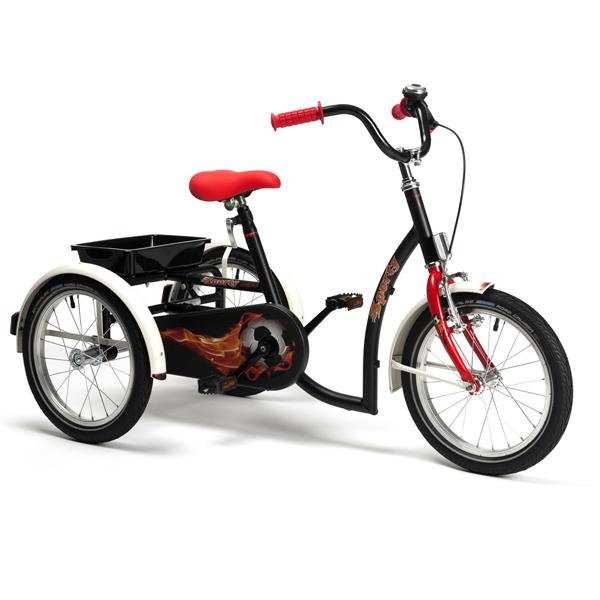 2215 Sporty - Tricycle à deux roues arrière propulse par...