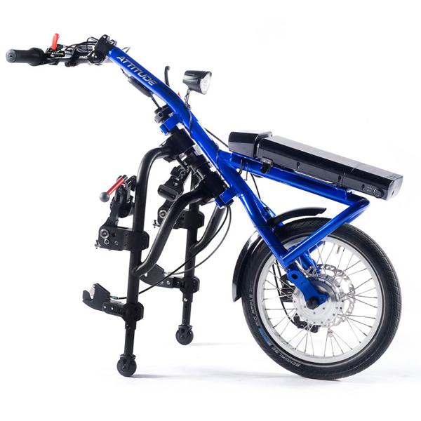 Attitude power - Troisième roue électrique pour fauteuil...