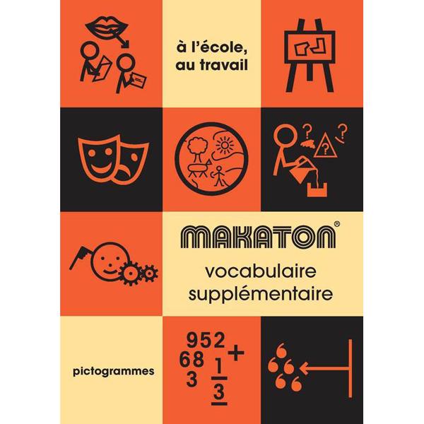 Livre des pictogrammes à l'école au travail - Communicat...