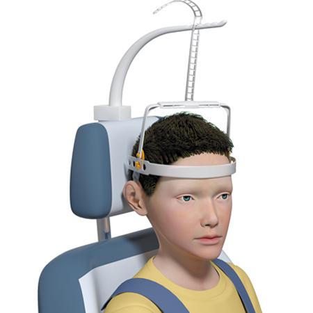 Headpod - Appui-tête pour fauteuil roulant...