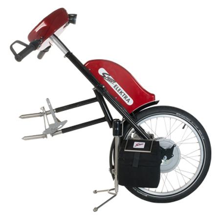 Elektra 3 - Troisième roue pour fauteuil roulant...
