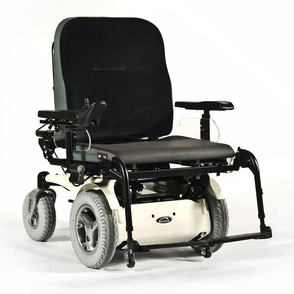 Jive F XL - Fauteuil roulant électrique à châssis fixe...