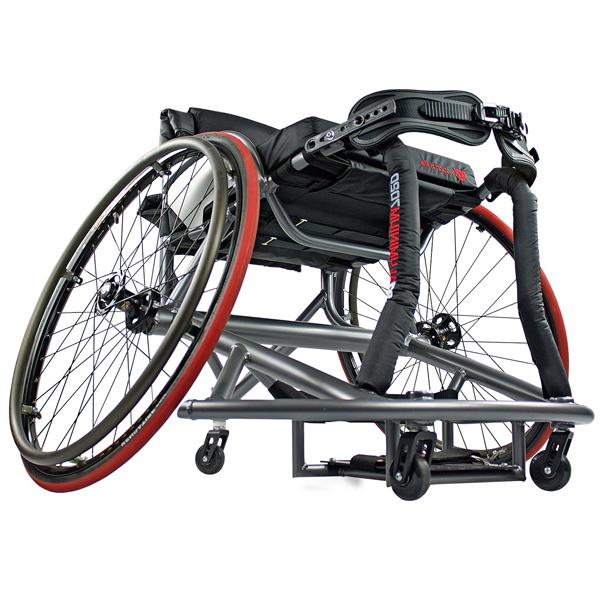 RGK Elite - Fauteuil roulant manuel sport & loisirs...